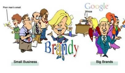 Google бренд